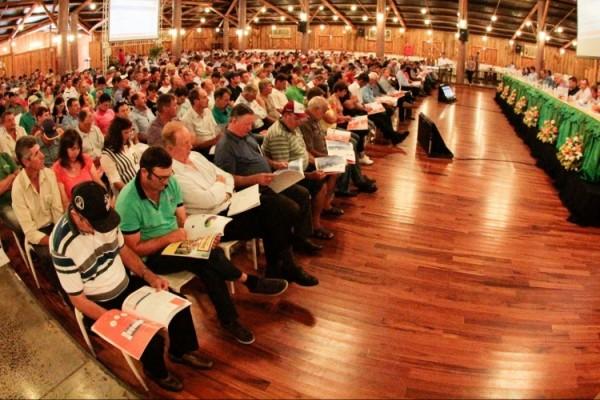 Assembleia da Cooperalfa realizada na última quarta-feira (15)