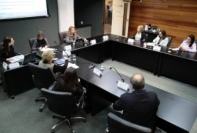 Reunião da Comissão Mista de Certificação de Responsabilidade Social  FOTO: Miriam Zomer/Agência AL