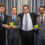 Troféu Onda Verde (Foto: Marcos Campos)