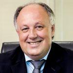 Edemar Fronchetti presidente do Sicoob São Miguel