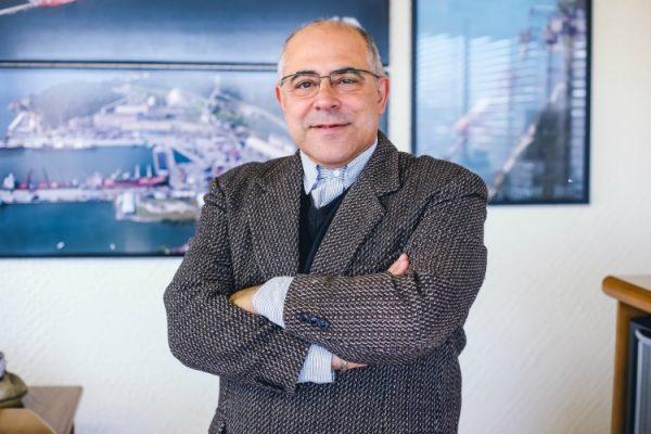 Diretor executivo da Copercampos Clebi Renato Dias