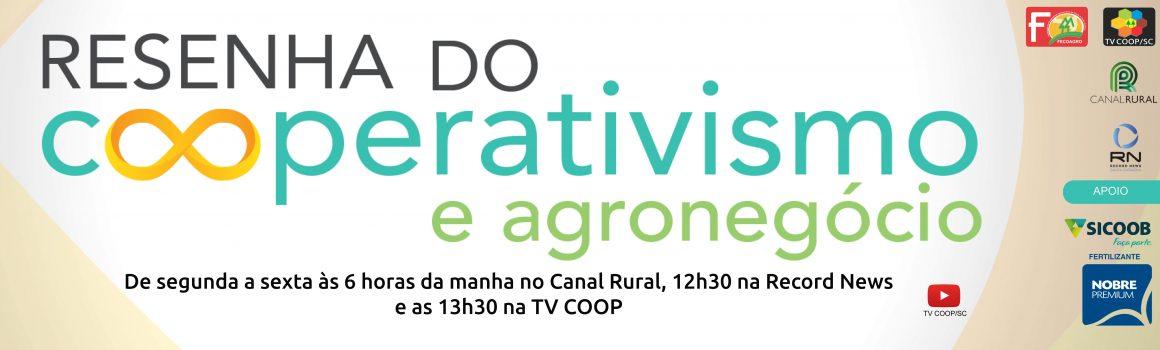 Resenha do Cooperativismo e Agronegócio-01