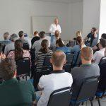 O coordenador estadual do programa, Olices Osmar Santini, explicou como está o andamento do programa em Santa Catarina