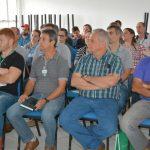 Participaram da reunião os técnicos de campo do programa e os supervisores técnicos e regionais
