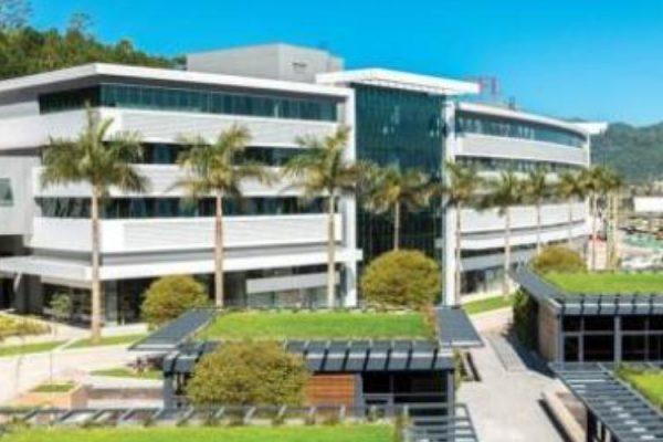 Nova agência, de 120 metros quadrados, está instalada no Square Corporate, na rodovia SC-401 (Foto: Divulgação)