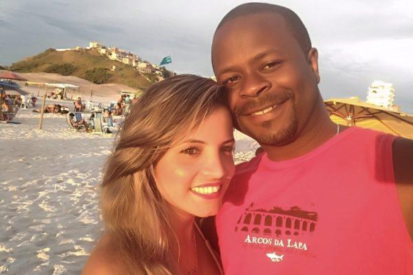 Anderson e Adriana oficializarão a união no Casamento Cooperado