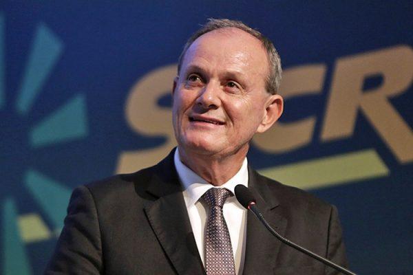 Manfred Alfonso Dasenbrock presidente da SicrediPar e da Central PR/SP/RJ