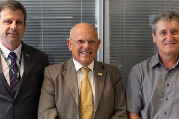 Zimmermann, Zulauf e Panho: conversas para uma parceria duradoura
